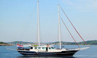Aurum yacht charter Unknown Motor/Sailer Yacht