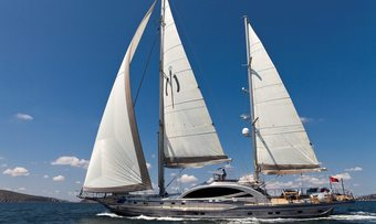 Merlin yacht charter Mengi-Yay Motor/Sailer Yacht