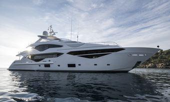 Berco Voyager yacht charter Sunseeker Motor Yacht