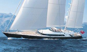 Parsifal III yacht charter Perini Navi Sail Yacht