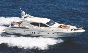 Best Mountain yacht charter Leopard Motor Yacht