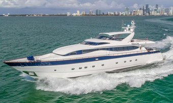 Troca One yacht charter New Versilcraft Motor Yacht