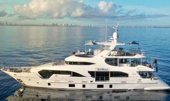 Cool Breeze yacht charter Benetti Motor Yacht