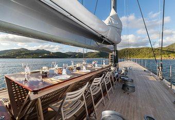 Rainbow yacht charter lifestyle
