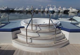 I Sea yacht charter lifestyle