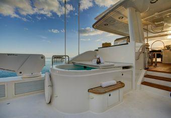 Lady Gray yacht charter lifestyle