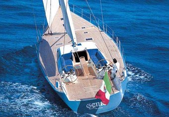 Genie yacht charter lifestyle