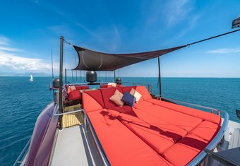 Kjos yacht charter lifestyle