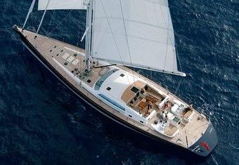 Grand Bleu Vintage yacht charter lifestyle