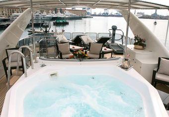 Satine yacht charter lifestyle