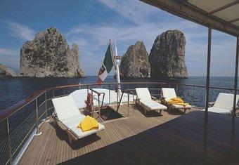 Istranka yacht charter lifestyle