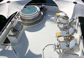 Never Say Never yacht charter lifestyle