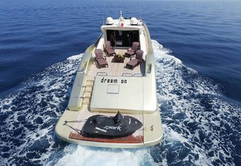 Dream On yacht charter lifestyle