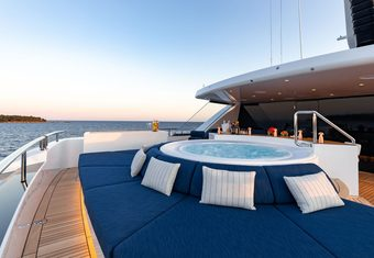 Soaring yacht charter lifestyle
