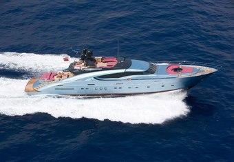 Waverunner yacht charter lifestyle