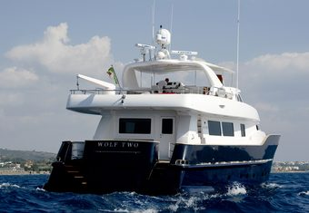 Wolf Two yacht charter lifestyle