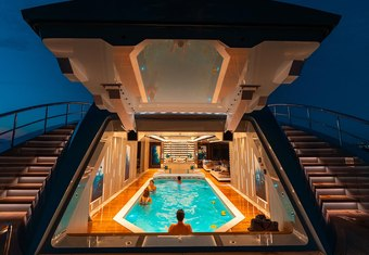 Tatiana yacht charter lifestyle