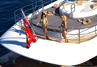 G Force yacht charter lifestyle