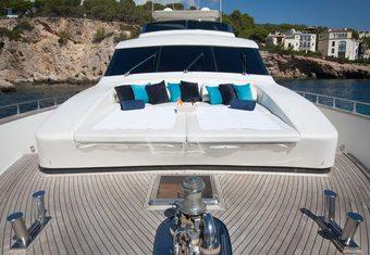 Jurik yacht charter lifestyle