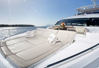 Lady Beatrice yacht charter lifestyle