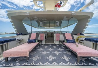 Legacy yacht charter lifestyle
