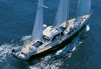 Persistence yacht charter lifestyle