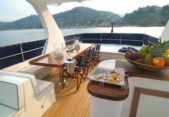 Bibo yacht charter lifestyle