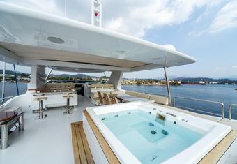 Antonia II yacht charter lifestyle