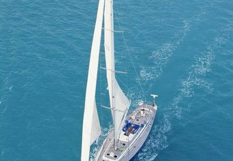 Capercaillie yacht charter lifestyle