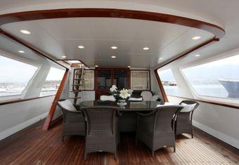 Hathor yacht charter lifestyle