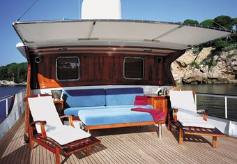 As You Like It yacht charter lifestyle
