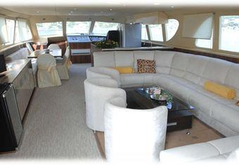 Lola II yacht charter lifestyle