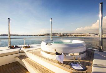Aspire yacht charter lifestyle