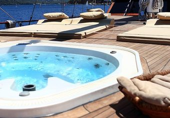 Bella Mare yacht charter lifestyle