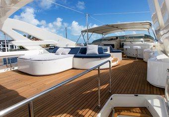 Mambo yacht charter lifestyle