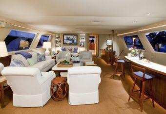 Georgiana yacht charter lifestyle