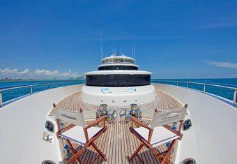 Lorax yacht charter lifestyle
