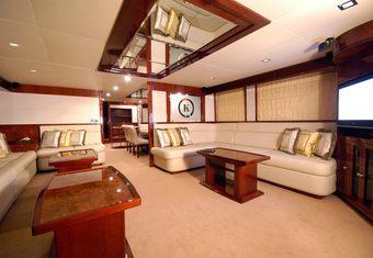 Xclusive II yacht charter lifestyle