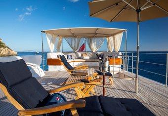 Odyssey III yacht charter lifestyle