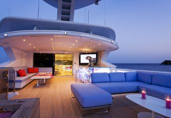 Barents Sea yacht charter lifestyle