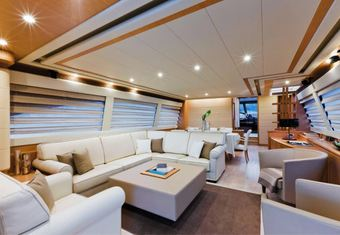 Cipriana yacht charter lifestyle