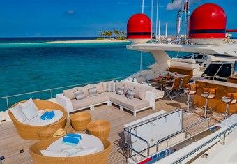 Vida Boa yacht charter lifestyle