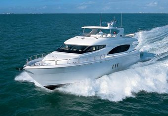 Knot Tide II yacht charter lifestyle