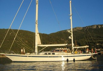 Sailing T yacht charter lifestyle