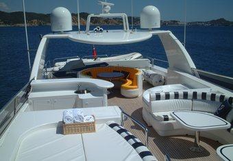Harmony yacht charter lifestyle