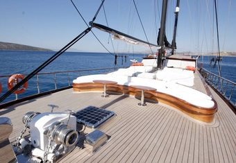 Junior Orcun yacht charter lifestyle