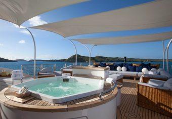Starfire yacht charter lifestyle