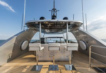 Sands yacht charter lifestyle