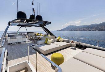 Alegria II yacht charter lifestyle