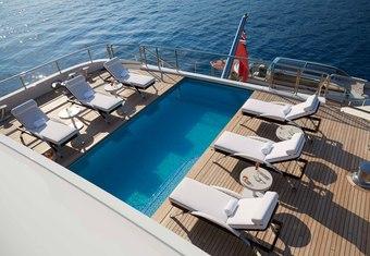 Aquarius yacht charter lifestyle